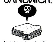 Eat This Sandwich!:  An eating disorder pocket zine