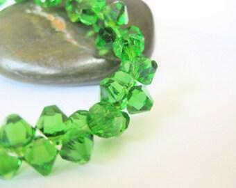 Tammy's Rock Candy Bracelet in Fern Green