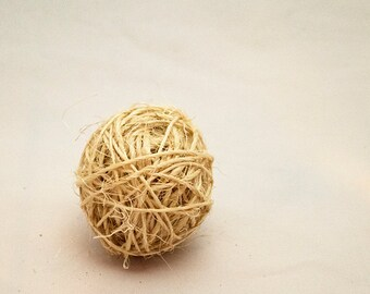 Natural Twine - Sisal Twine - 20 Yards