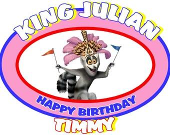 king julian birthday