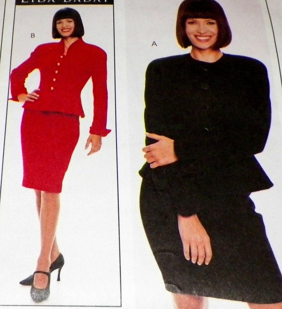 sewing pattern dress pencil skirt button by sewprettypatterns