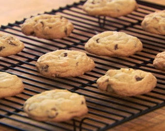 Traditional AMAZING  HOMEMADE (from scratch) Chocolate Chip Cookies!