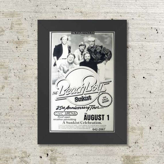 Beach Boys Tour Th Anniversary