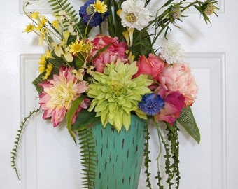 Popular items for wall floral on Etsy