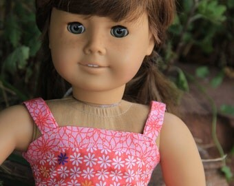 summer dress for american girl dolls