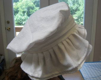 women's 18th century cap