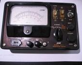 Transistor Tester Sanwa Instrument AT-1 - VINTAGE Steampunk