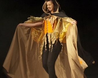 Pagan Ceremonial Cloak - 'Autumn'