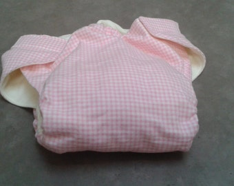 Adult fitted cloth WADDLE diaper