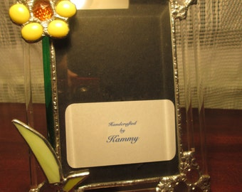 4x6 Sunflower picture frame