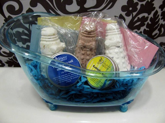 Veelightful - Whovian Gift Basket