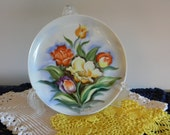 Pair of Hand Painted Ucagco Ceramic Made in Japan Plates