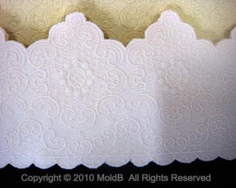 Cake Decorating Lace Molds Uk : cake lace mold   Etsy UK