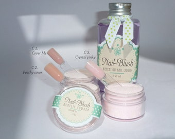 Acrylic powders Cover colours C1 Cover me 15g by Nail-Blush