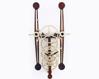 SEXTUS                            Wooden clock kit
