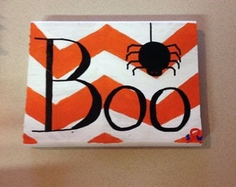 Boo Halloween Decoration