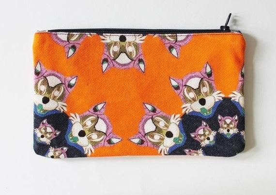 CAT MASK pencil case