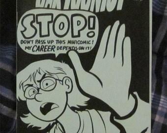The Cartoonist - Minicomic