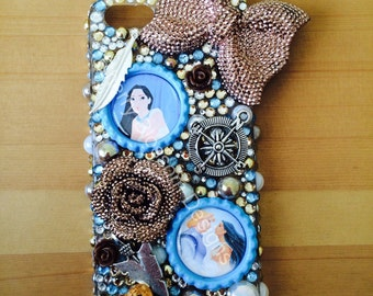 Pocahontas phone case iphone5s