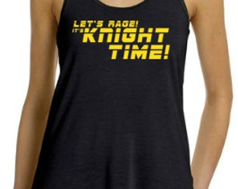 Let's Rage its Knight Time - UCF Knight Football Tank