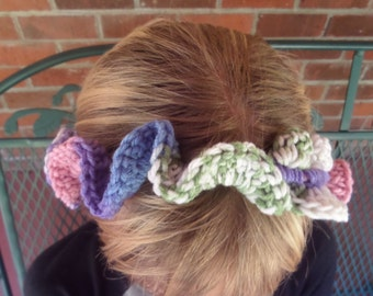 Crochet Hair Band, Hair Accessories,