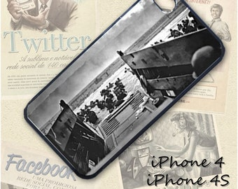 WWII Normandy cell phone Case / Cover for iPhone 4, 5, Samsung S3, HTC One X, Blackberry 9900, iPod touch 4 / 599