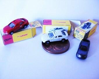 THREE CAR SET