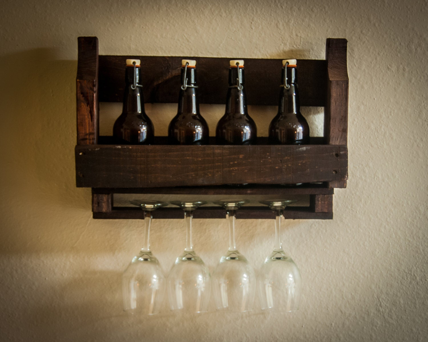 Wine rack wine glass holder wine rack mounted wine rack wood Wine racks for small spaces pict