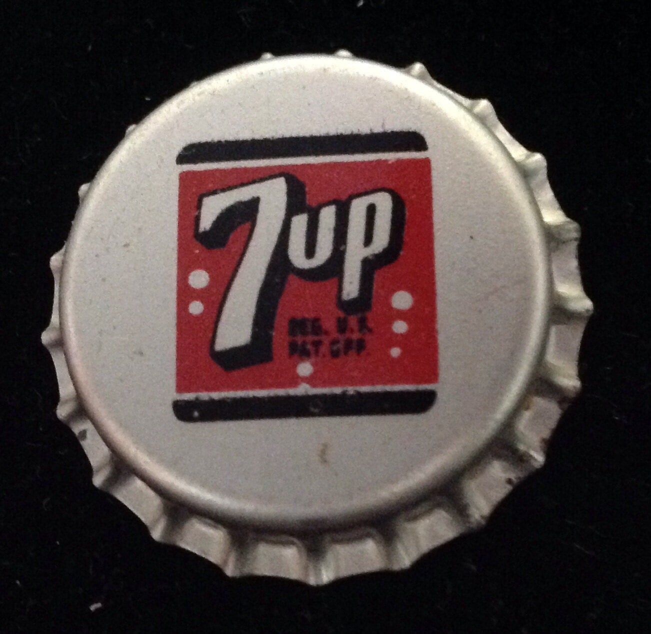 7up soda bottle cap cork sale by txsodajerks on etsy for Soda caps for sale