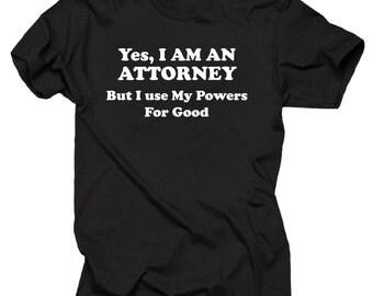 Attorney Lawyer T-shirt Tee shirt Funny Lawyer shirt