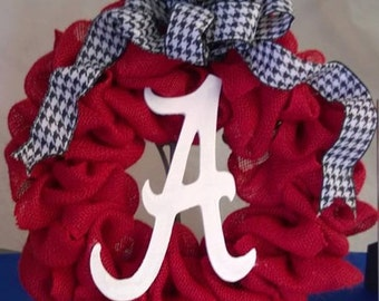 Alabama Wreath  - Made to Order