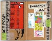 Evidence #4 An Art Journal Zine