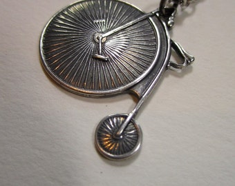 Penny Farther in Silver