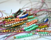 FUNDRAISER > 10 Summer-Time Summer-Tie On Bracelets