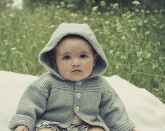 Harper Hoodie - Baby Cakes by lisaFdesign - Download Now - Pattern PDF
