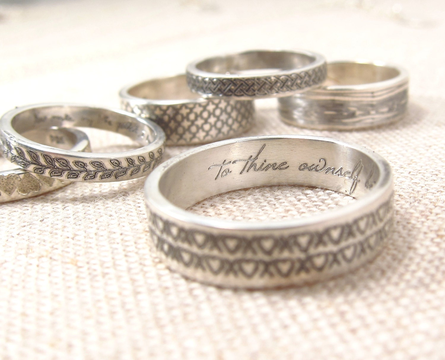 jewelry personalized ring custom name jewelry patterned. Black Bedroom Furniture Sets. Home Design Ideas