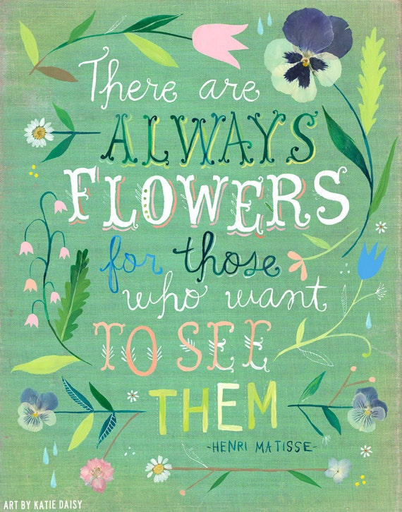 there are always flowers matisse art print by thewheatfield