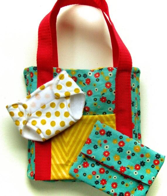 away we go diaper bag set pdf sewing pattern. Black Bedroom Furniture Sets. Home Design Ideas