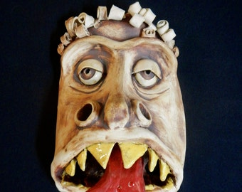 Generation GMO Ceramic Wall Mask