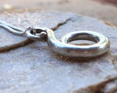 Music note silver pendant music jewelry jewelry design romantic jewelry gift handstamped jewelry metalwork jewelry gift idea birthday gift