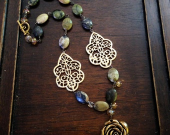 SALE Necklace:  Cuernavaca Collection