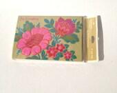 Vintage Invitations Pink Floral Hallmark Invitations