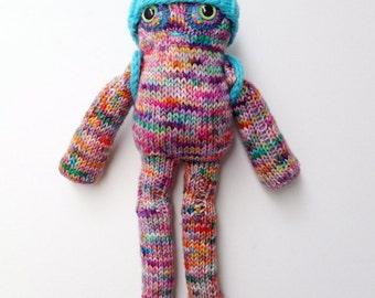 Reginald - Handmade One-Of-A-Kind Creature