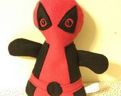Baby Deadpool Plush parody -  Final One!