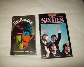 The Beatles paperback books