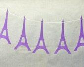 Eiffel Tower Garland Kit