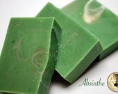 Absinthe Goat Milk Soap