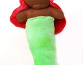 Stuffed Mermaid Doll
