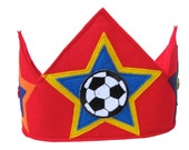 The Soccer Star Crown