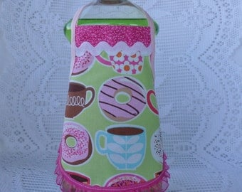 Gift Idea under 10 dollars for the Kitchen - Dish Soap Apron - for the Sweet Tooth